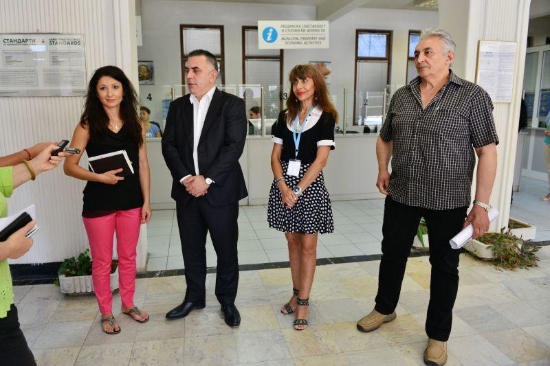 Стефан Радев: Стремим се да извършваме все по-достъпни, по-прозрачни и по-ефективни услуги за гражданите