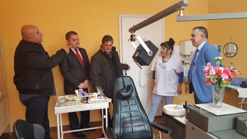Здравната служба в село Желю войвода беше ремонтирана